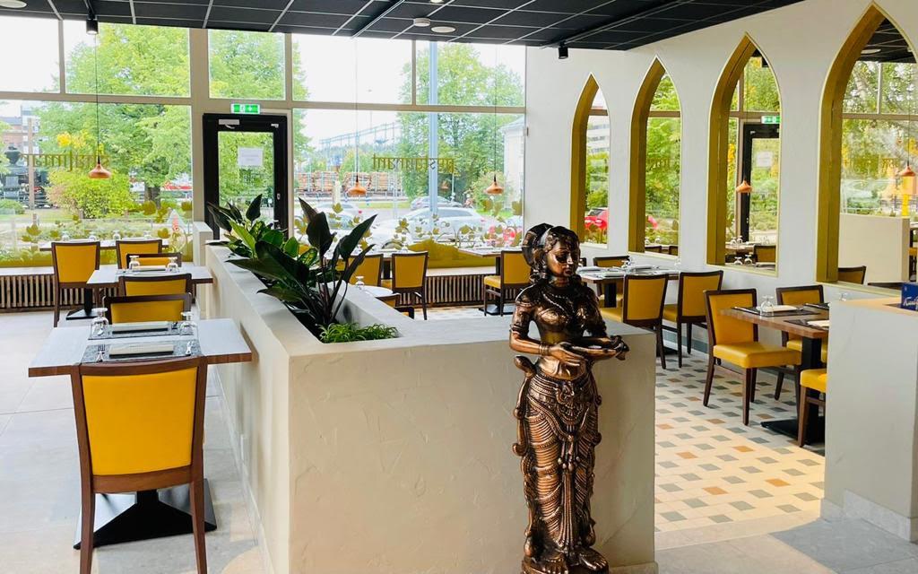 Shalimar ravintola